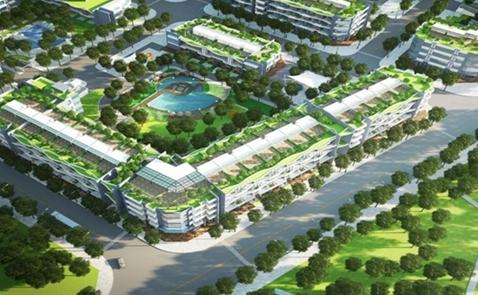 Hong Kong Land sẽ rót gần 100 triệu USD vào dự án Thủ Thiêm của CII