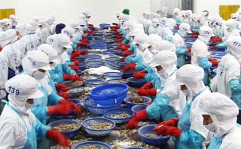 Xuất khẩu nông lâm thủy sản quý I tăng 7,6%
