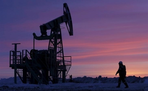 Giá dầu tăng mạnh do gián đoạn sản xuất tại Libya