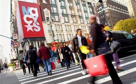 Dow Jones chấm dứt chuỗi giảm 8 ngày nhờ chỉ số niềm tin tiêu dùng