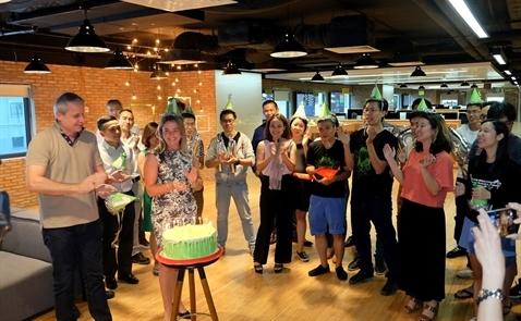 ansarada chia sẻ về kinh nghiệm hợp tác với PYCO Group theo hình thức BOT