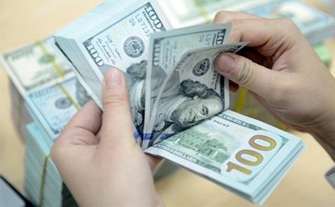 Tỷ giá trung tâm lên cao kỷ lục, USD ngân hàng dò đáy 6 tuần