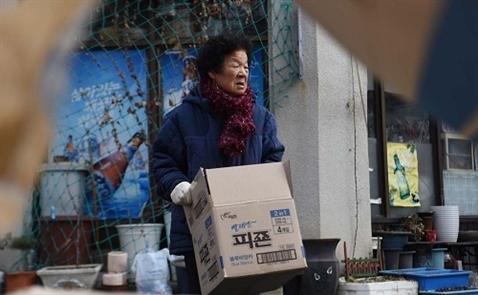 Làm việc đến khi chết - bi kịch của người già Hàn Quốc
