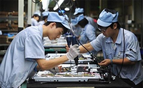 Chỉ số PMI quý I tăng mạnh nhất kể từ năm 2011