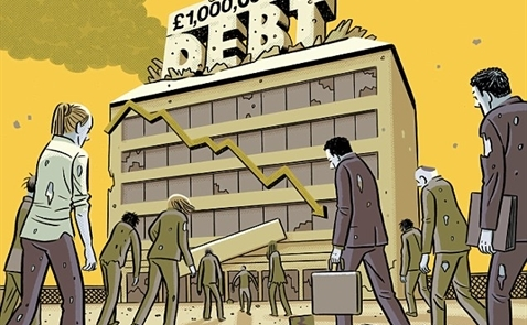 """Các nền kinh tế Châu Á đứng trước """"thảm họa xác sống"""""""