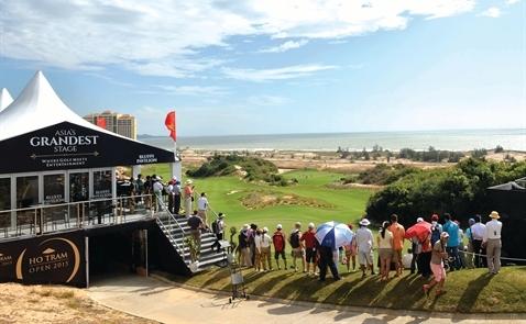 Cơ hội cho du lịch golf nhìn từ bài học Kong