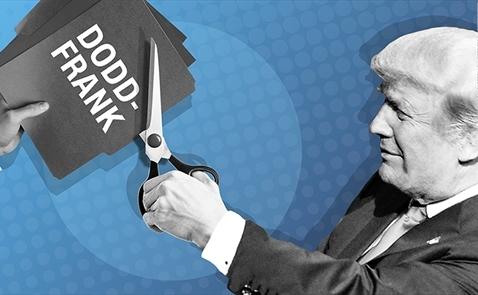 Trump đang mắc sai lầm khi muốn bỏ luật Dodd-Frank?