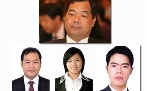 Con rể ông Trầm Bê rời ghế Phó tổng giám đốc Sacombank
