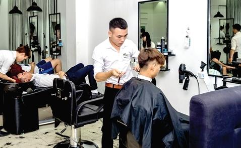 Mô hình chuỗi cắt tóc thời @ có gì mới?