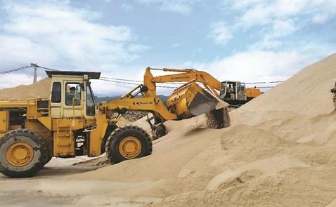 Thế giới đang lên cơn sốt cát