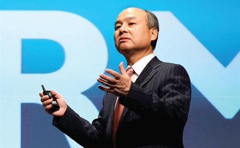 Giấc mộng 100 tỉ USD của Masayoshi Son