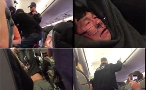 Bác sĩ gốc Việt bị lôi khỏi máy bay ở Mỹ do hãng hàng không bán lố vé