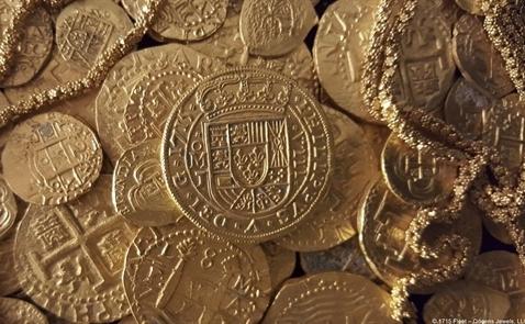 Giá vàng giảm sau khi vượt ngưỡng không thành