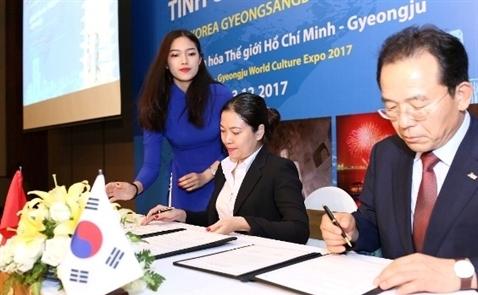 Tỉnh Gyeongbuk, Hàn Quốc giới thiệu du lịch đến du khách Việt Nam