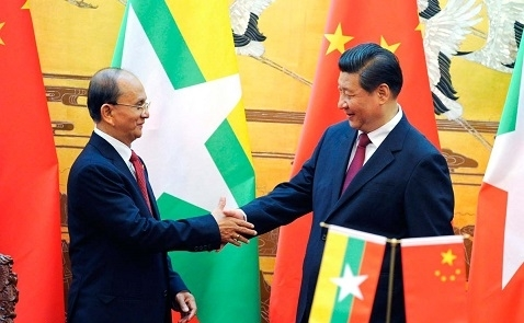 Trung Quốc tái khởi động đường ống dẫn dầu đi qua Myanmar