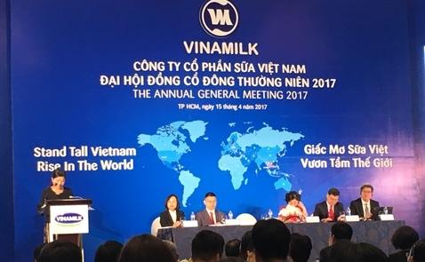 Cổ đông Vinamilk chất vấn vai trò của ông Nguyễn Bá Dương trong HĐQT