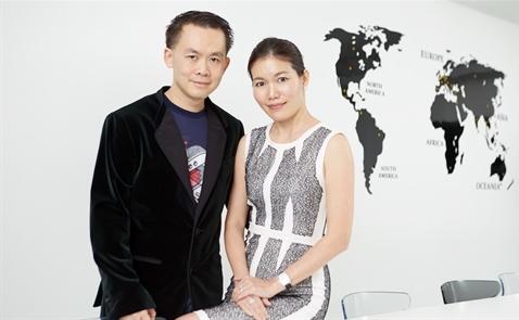 Cặp vợ chồng cùng xây dựng nên startup gần 170 triệu USD