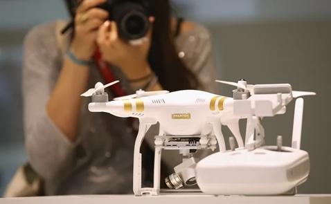 Một công ty Trung Quốc đang thống trị thị trường drone toàn cầu
