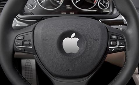 Công nghệ xe hơi tự lái sắp dậy sóng vì Apple?