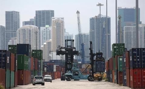 Tiếp tục thâm hụt thương mại 0,5 tỷ USD trong nửa đầu tháng Tư