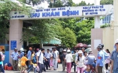 HFIC đầu tư vào bệnh viện Nhi Đồng 1