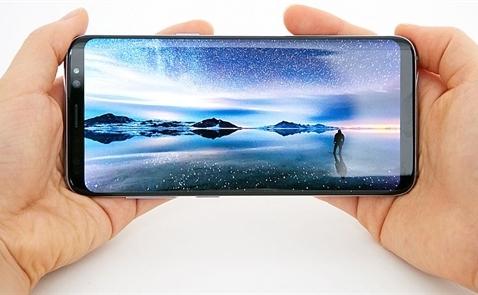 Lượng đơn đặt hàng Samsung Galaxy S8 vượt mốc 1 triệu chiếc
