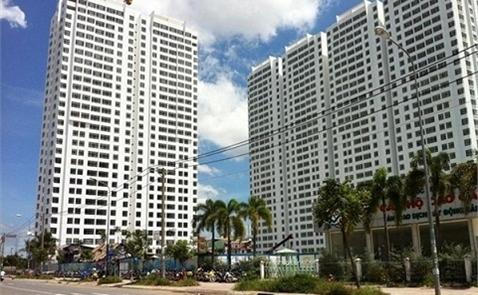 Lượng căn hộ rao bán khu Tây TPHCM tăng mạnh