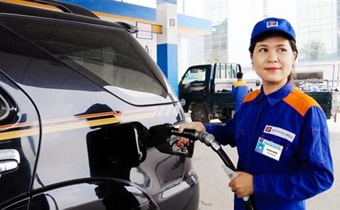 Giá xăng, dầu đồng loạt tăng 350 đồng