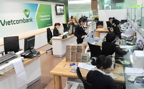 Vietcombank báo lãi quý I đạt 2.700 tỷ đồng, tăng 19% cùng kỳ