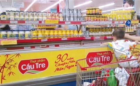 Tập đoàn CJ mua tiếp 20% cổ phần thực phẩm Cầu Tre
