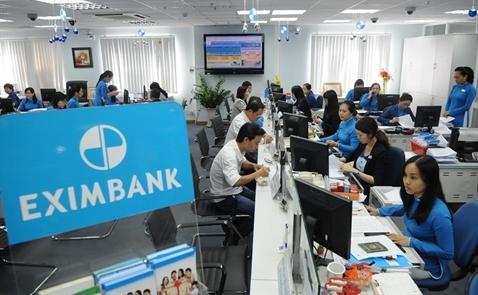 Eximbank ước lợi nhuận quý I đạt 168 tỷ đồng