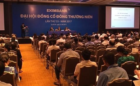 Eximbank muốn thoái toàn bộ vốn Sacombank càng nhanh càng tốt