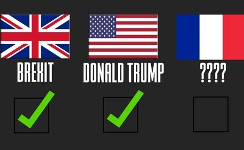 Bầu cử Pháp: Cử tri vẫn phân vân không biết chọn ai