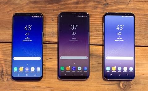 Samsung tung ra bản cập nhật khắc phục lỗi của Galaxy S8