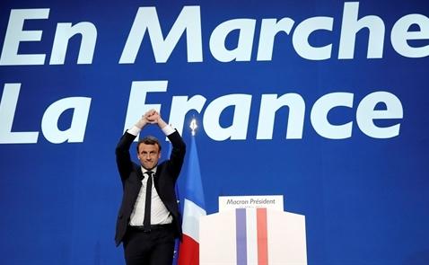 Bớt lo về bầu cử Pháp: Chứng khoán tăng mạnh, vàng, yen và trái phiếu giảm
