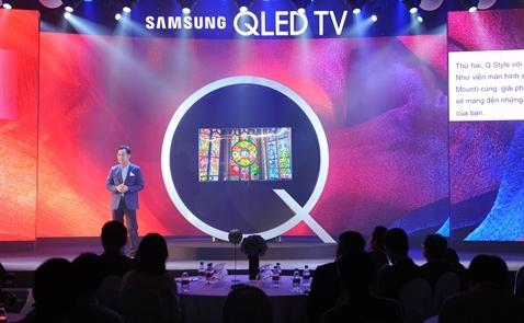 Samsung chính thức giới thiệu dòng TV QLED cao cấp hoàn toàn mới tại Việt Nam