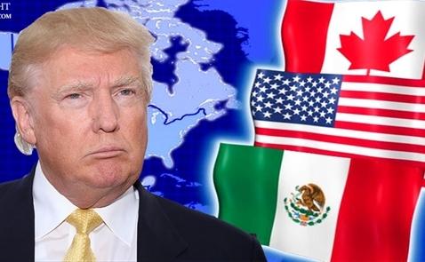Trump suýt rút khỏi NAFTA: Nông dân Mỹ