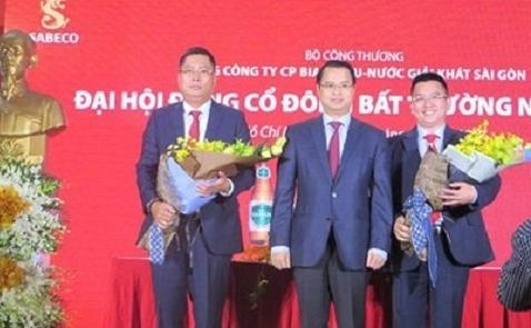 Ông Nguyễn Thành Nam làm tổng giám đốc Sabeco