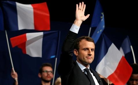 Tranh cử kiểu startup, Macron làm đảo lộn nền chính trị Pháp