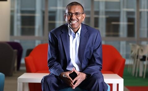 Từ người tị nạn Somalia trở thành ông trùm fintech