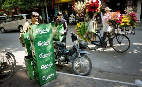 Carlsberg vẫn muốn mua thêm cổ phần Habeco