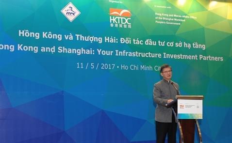 Nhiều nhà đầu tư hạ tầng Hồng Kông đến Việt Nam