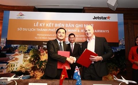 Jetstar sẽ quảng bá ngành du lịch Việt Nam tại Úc