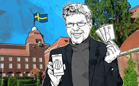 Thụy Điển sắp xây dựng thành công xã hội phi tiền mặt?