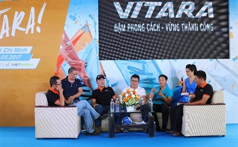 Ngày hội Vitara và chương trình tăng cường hậu mãi của Suzuki