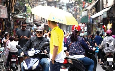 Bảo hiểm ngoại tăng tốc tại thị trường Việt Nam