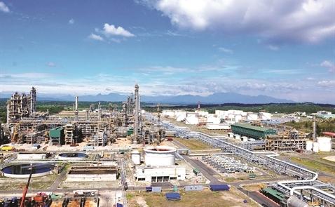 Lọc dầu Nghi Sơn dời thời điểm khởi động sang đầu năm 2018