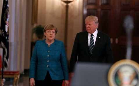 Bà Merkel mới là mối lo cho kinh tế toàn cầu, chứ không phải Trump?