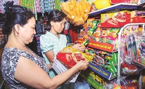 Công thức mới của thị trường mì gói