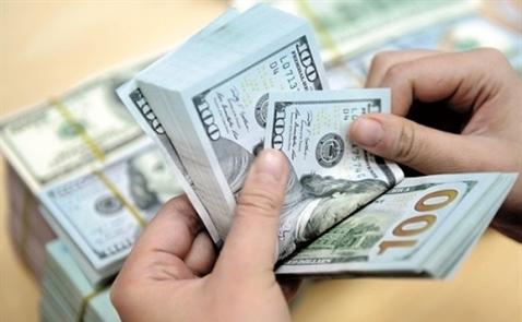 Tỷ giá trung tâm quay lại đỉnh, USD ngân hàng bật tăng